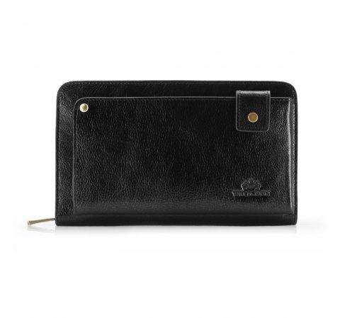 Handgelenk-Tasche, schwarz, 17-3-377-1, Bild 1