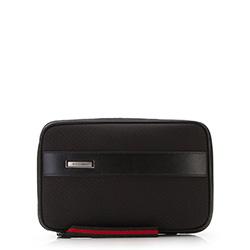 Handgelenk-Tasche, schwarz, 87-3U-202-1, Bild 1