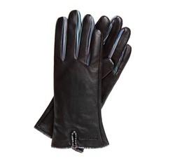 Handschuhe für Frauen, schwarz, 39-6-553-1-L, Bild 1