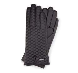 Handschuhe für Frauen, schwarz, 39-6-574-1-M, Bild 1