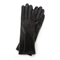 Handschuhe für Frauen, schwarz, 39-6L-225-1-V, Bild 1