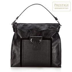 Handtasche, schwarz, 87-4E-014-1, Bild 1