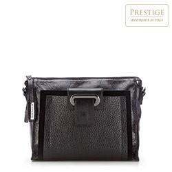 Handtasche, schwarz, 87-4E-015-1, Bild 1