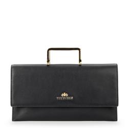 Handtasche, schwarz, 87-4E-439-1, Bild 1