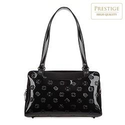 Handtasche, Umhängetasche, schwarz, 34-4-599-1, Bild 1