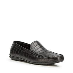 Männer Schuhe, schwarz, 90-M-906-1-41, Bild 1