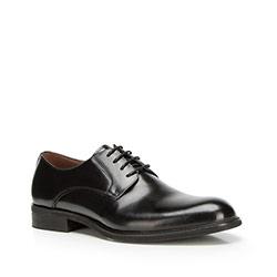 Männer Schuhe, schwarz, 90-M-914-1-41, Bild 1