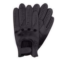 Herrenhandschuhe, schwarz, 46-6-381-1-S, Bild 1