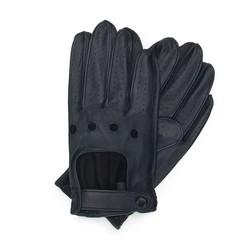 Herrenhandschuhe, schwarz, 46-6L-386-1-L, Bild 1