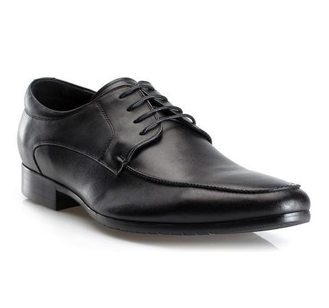 Herrenschuhe, schwarz, 81-M-908-1-45, Bild 1
