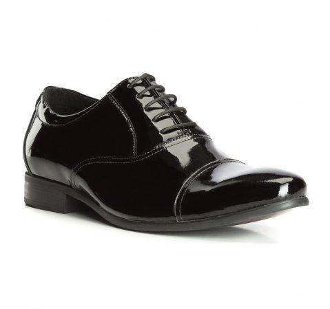 Männer Schuhe, schwarz, 83-M-806-1-40, Bild 1