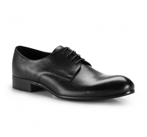Herrenschuhe, schwarz, 86-M-604-1-40, Bild 1