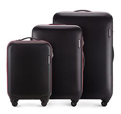 Kofferset 3-teilig, schwarz, 56-3-61S-10, Bild 1