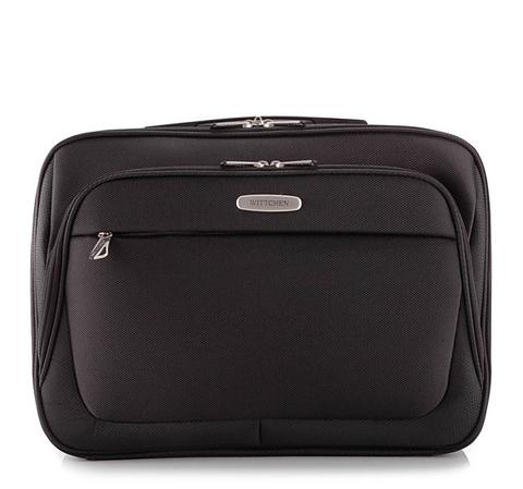 Laptoptasche, schwarz, 56-3-486-1, Bild 1