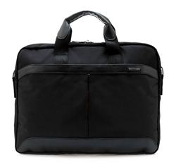 Laptoptasche, schwarz, 84-3P-105-1, Bild 1