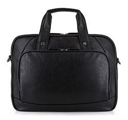Laptoptasche, schwarz, 84-4P-504-1, Bild 1