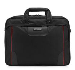 Laptoptasche, schwarz, 85-3P-107-1, Bild 1