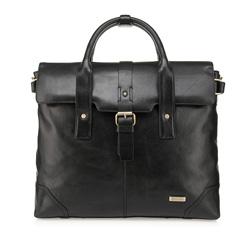 Laptoptasche, schwarz, 85-3U-511-1, Bild 1