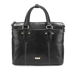 Laptoptasche, schwarz, 85-3U-513-1, Bild 1