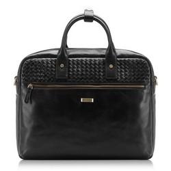 Laptoptasche, schwarz, 86-3U-505-1, Bild 1