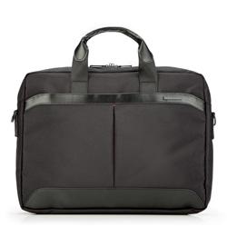 Laptoptasche, schwarz, 87-3P-105-1, Bild 1