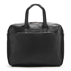 Laptoptasche, schwarz, 87-3P-503-1, Bild 1