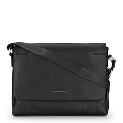 Laptoptasche, schwarz, 87-4P-509-1, Bild 1