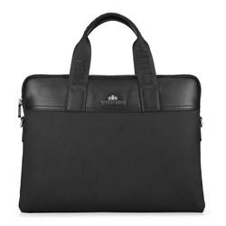 Laptoptasche, schwarz, 89-4-519-1, Bild 1