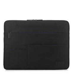 Laptoptasche, schwarz, 91-3P-704-17, Bild 1