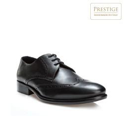 Männer Schuhe, schwarz, 84-M-050-1-45, Bild 1