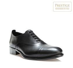 Männer Schuhe, schwarz, 84-M-051-1-44, Bild 1