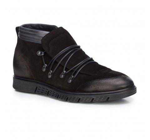 Männer Schuhe, schwarz, 87-M-606-1-42, Bild 1