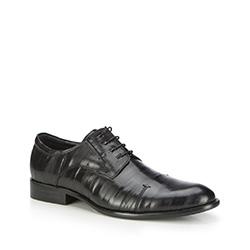 Männer Schuhe, schwarz, 87-M-903-1-43, Bild 1