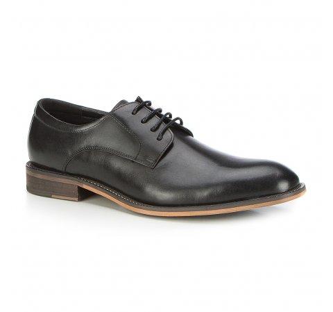 Männer Schuhe, schwarz, 87-M-905-1-44, Bild 1