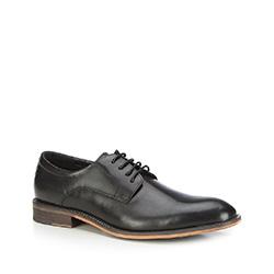 Männer Schuhe, schwarz, 87-M-905-1-43, Bild 1