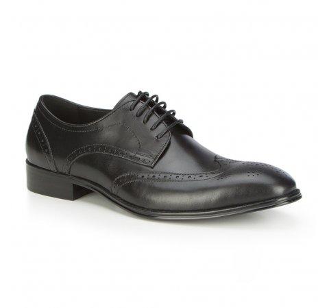 Männer Schuhe, schwarz, 87-M-913-1-44, Bild 1