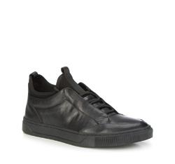 Männer Schuhe, schwarz, 87-M-930-1-43, Bild 1
