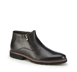 Männer Schuhe, schwarz, 87-M-941-1-43, Bild 1