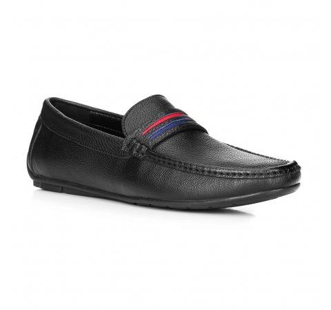 Männer Schuhe, schwarz, 88-M-904-1-41, Bild 1