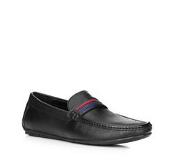 Männer Schuhe, schwarz, 88-M-904-1-43, Bild 1