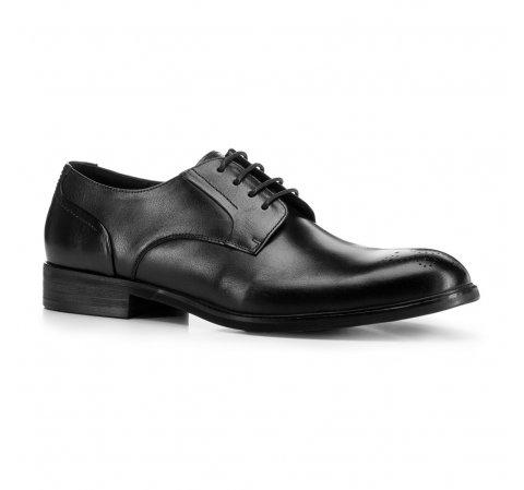 Männer Schuhe, schwarz, 88-M-926-4-44, Bild 1