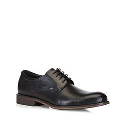 Männer Schuhe, schwarz, 88-M-932-1-45, Bild 1