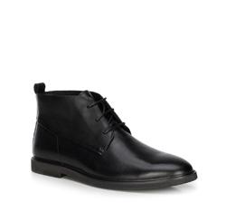 Herrenschuhe, schwarz, 89-M-513-1-45, Bild 1