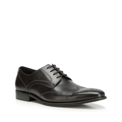 Männer Schuhe, schwarz, 90-M-913-1-44, Bild 1