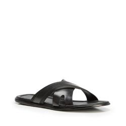 Herrenschuhe, schwarz, 90-M-918-1-39, Bild 1
