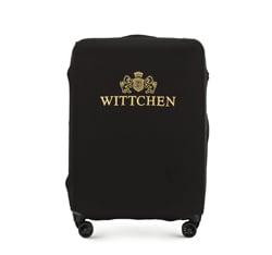 Mittelgroße Kofferschutzhülle, schwarz, 56-30-032-10, Bild 1