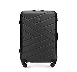 Mittelgroßer Koffer, schwarz, 56-3A-302-10, Bild 1
