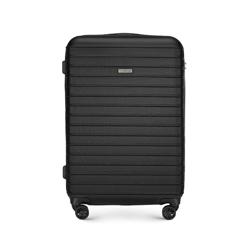 Mittelgroßer Koffer, schwarz, 56-3A-422-10, Bild 1