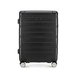 Mittlerer Koffer, schwarz, 56-3A-442-10, Bild 1