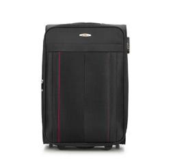 Mittlerer Koffer, schwarz, V25-3S-272-10, Bild 1